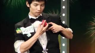 Nguyên Huy - Ảo thuật - Vietnam's Got Talent