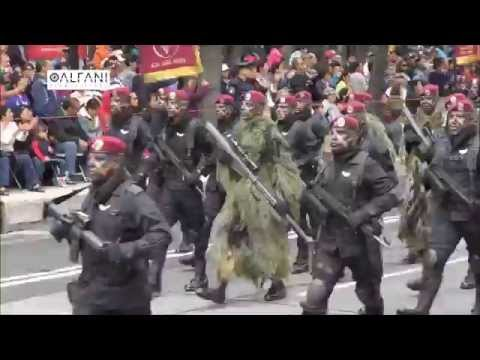 Mexican Army - The Best Hell March 2012/2015
