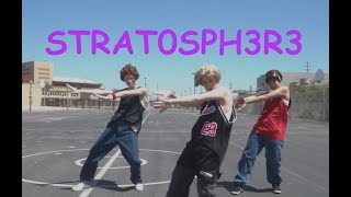 Stratosphere (Just Get Me Outta Here!) | Hearthrobz | Carlie Craig