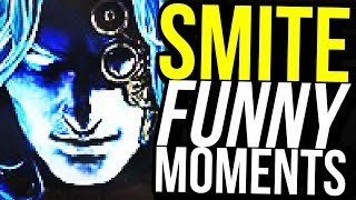 I MADE THE BEST PLAY IN THE WORLD! - SMITE FUNNY MOMENTS