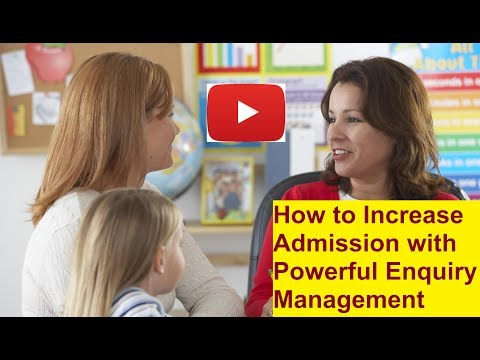 School Software : Enquiry Management