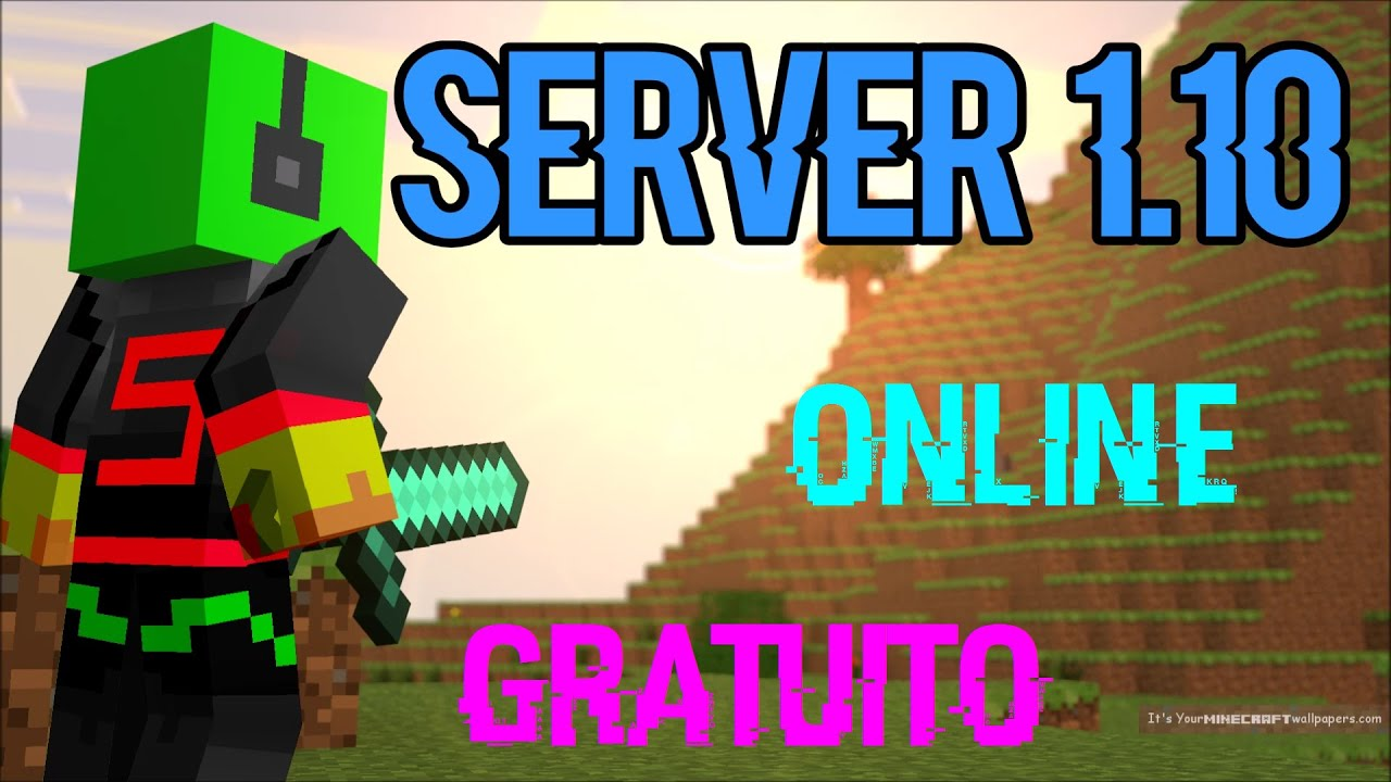 Minecraft come creare un server online gratis by for Creare piantine online