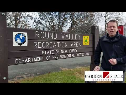 Round Valley Dam Repairs | 2020 | LiveHunterdon