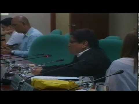 Committee on Finance [Sub-Committee A] (September 9, 2014)
