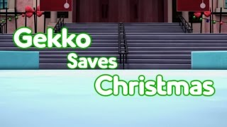 PJ Masks English Full Episode 12 | Gekko Saves Christmas | Full HD #KidsCartoonTv