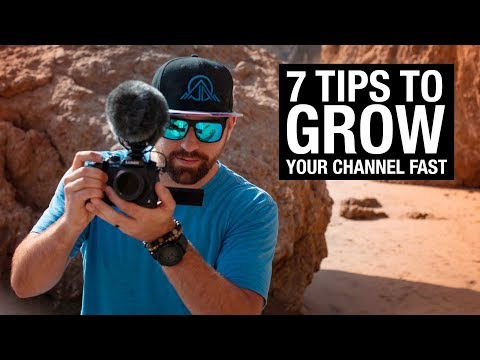 How To GROW Your YOUTUBE In 2019