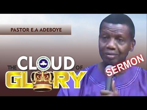 Pastor E.A Adeboye Sermon @ RCCG January 2019 THANKSGIVING SERVICE