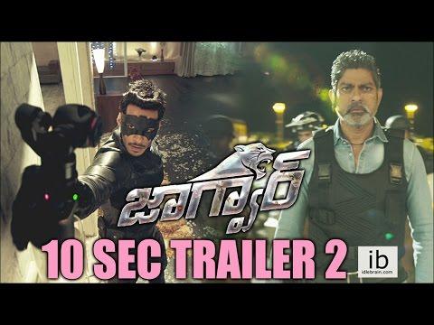 Jaguar 10 sec Trailer 2 | Nikhil Kumar | Deepti Sati