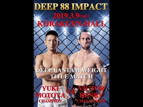 DEEP 88 IMPACT Trailer