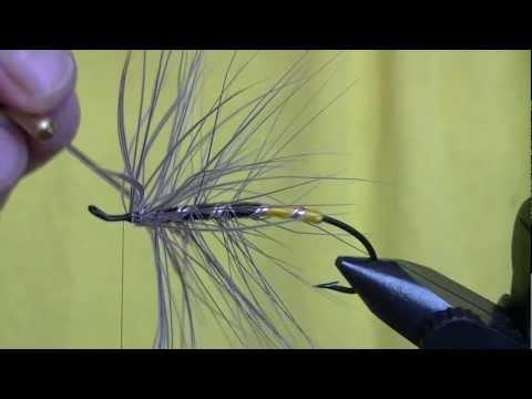 Gray Heron Spey