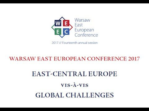 Warsaw East European Conference - day 1: Round Table 1 - Regional Securiy