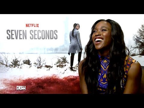CLAREHOPE ASHITEY ON WHY NETFLIX'S 'SEVEN SECONDS' IS IMPORTANT RIGHT NOW