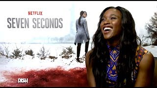 CLARE-HOPE ASHITEY ON WHY NETFLIX'S 'SEVEN SECONDS' IS IMPORTANT RIGHT NOW