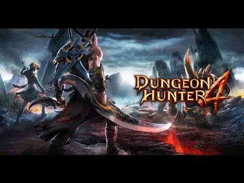 Warmage Game Play - Dungeon Hunter 4 (Level 155 Eternal Battle)