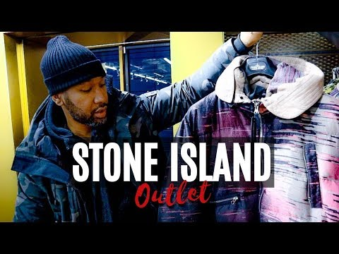 🔥🔥 STONE ISLAND OUTLET TOP 10  FINDS & RARE PIECES!! EP.1