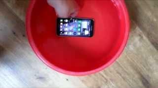 Купание Samsung Galaxy S5 Duos(, 2014-09-04T11:27:56.000Z)
