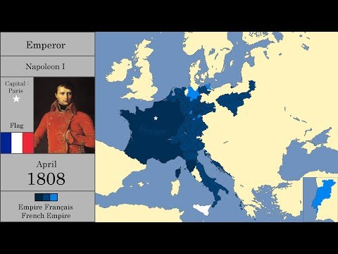 The Napoleonic Empires/French Empires : Every Month