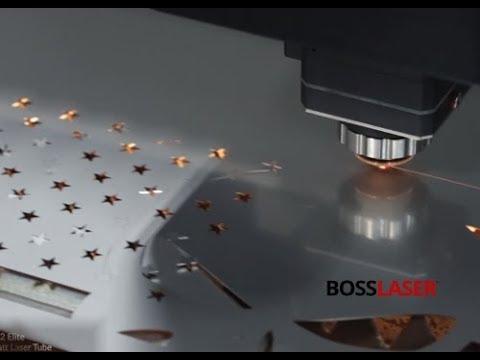 Affordable Fiber Laser Cutting 18g Stainless Steel - 1KW Fiber Cutter