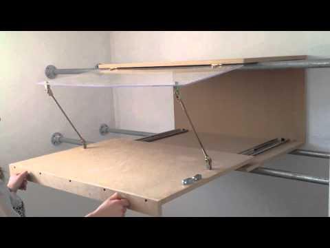Alexander Owen Architecture Bespoke Shoe Storage Prototype