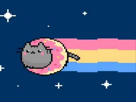 How To Make Nyan Cat And Pusheen