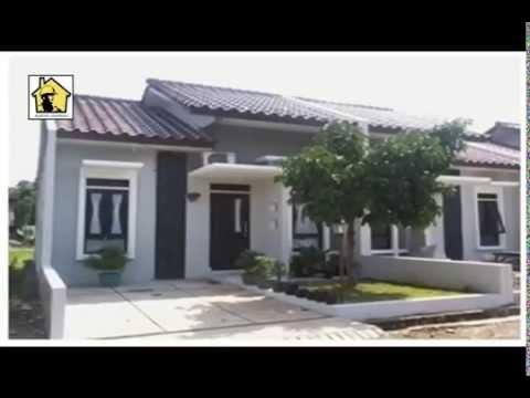 rumah idaman | design rumah type 36 modern minimalis - youtube