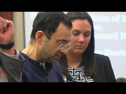 Ex-USA doctor sentenced for sexual assaults
