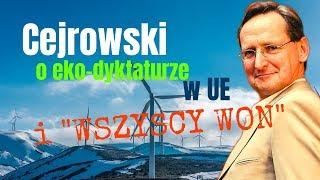 Cejrowski o eko-dyktaturze w UE i o #WszyscyWon 2019/12/09 Studio Dziki Zachód odc. 36 cz. 2