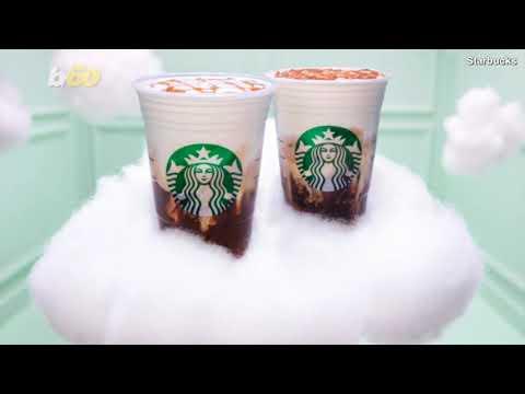 Ashley - The New Ariana Grande Drink At Starbucks!