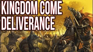 Kingdom Come Deliverance ( Mittelalter Spiel )