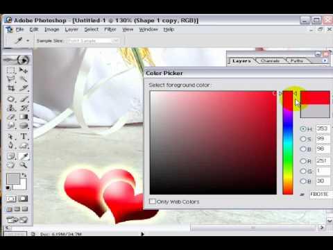 Photoshop CS2 - Phần 6 - Bài 3b - Album đơn