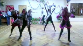 Новогодний Карнавал - Экстрим (Новый год к нам мчится)