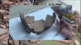 Реставрация русского горшка