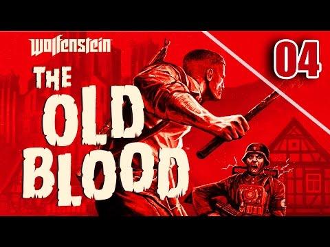 """""""RESTORE POWER OF THE BARGE, ENTER THHE WOLFENSTEIN KEEP (PRISON)"""" Wolfenstein: The Old Blood #04"""