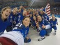 USA Women's Ice Hockey Team: Road to the Gold - 2018 Winter Olympics