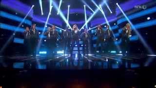 Stjernekamp 2014 Artistene synger Avicii -