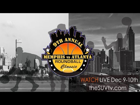 Memphis vs. Atlanta Roundball Classic - Norcross vs. Cordova