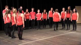 In Toon at the Northumbria Dance Showcase - 22/3/15