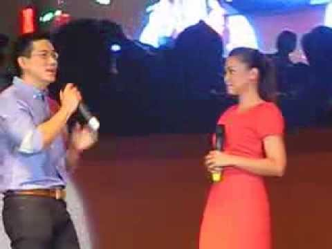Richard and Jodi sings Please be Careful with My Heart at Butuan City