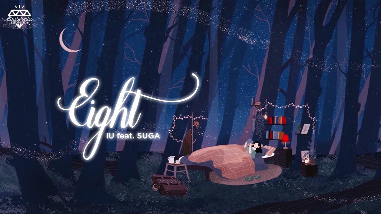 [Vietsub+Kara] EIGHT - IU (feat. SUGA)