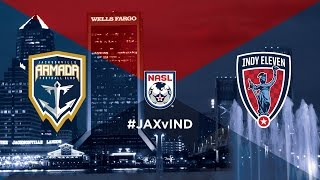 Video HIGHLIGHTS | Jacksonville Armada FC 1, Indy Eleven 1 download MP3, 3GP, MP4, WEBM, AVI, FLV April 2017