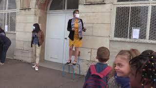 VILLE D'AVALLON - Rentrée scolaire 2020