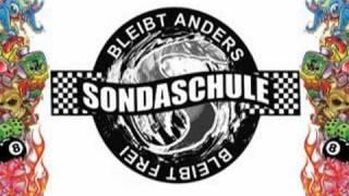 Sondaschule- Sommer, Sonne sonne Scheisse