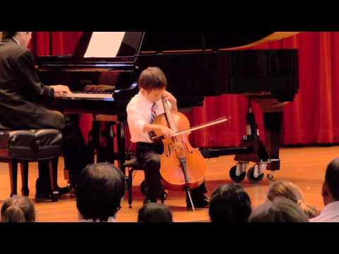 Vivaldi Music Academy Winter Recital 2014: Nicholas Wong