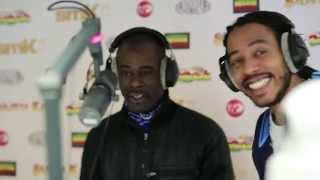 MATHIEU RUBEN - DADDY MORY - DADDY YOD - YEAHMAN'C - Freestyle @ Selecta Kza Reggae Radio Show 2014