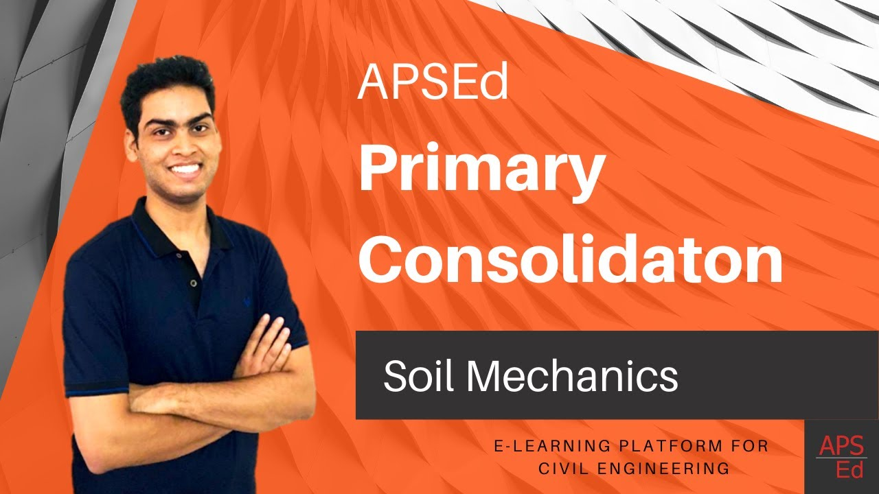 "problems to be solved consolidation Although the title of this course has remained ""consolidation and settlement of cohesive  as these relate specifically to problems with  consolidation tests."