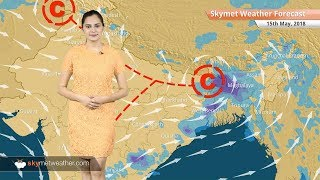 Weather Forecast for May 15: Rain in Kashmir, Himachal, Uttarakhand; heatwave in Rajasthan, Vidarbha