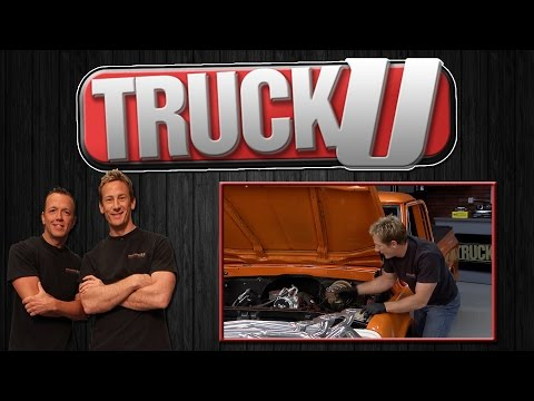 '71 Chevy Restoration | TruckU | Season 9 | Episode 13