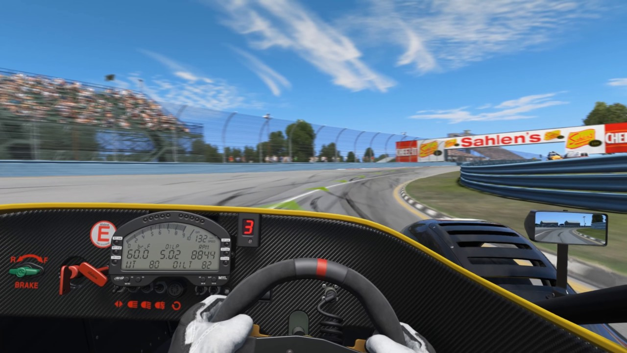 Project Cars with Thrustmaster T150 on PC