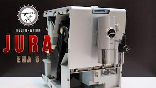 Jura Restoration   Refurḃishing and Deep Cleaning