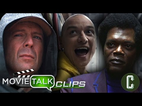 M. Night Shyamalan Announces 'Unbreakable' Sequel Entitled 'Glass' - Collider Video